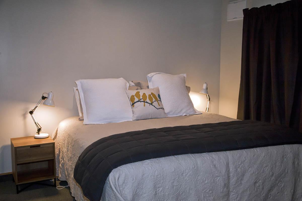 Haast Beach Motels - Apartment super kingbed